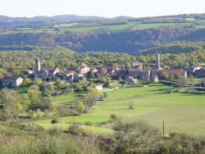 Le Clapier (Aveyron) Vue générale