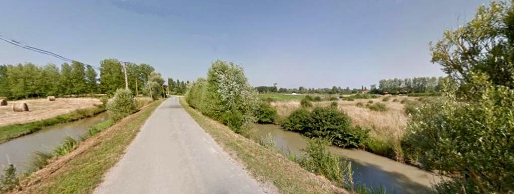 Le Perrier (Vendée) Chemin du Champ Martin