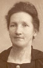 Hirma Blanche Marie Lemonnier (1875/1958) épouse François Quaisse (hs)
