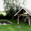 Limanton (Nièvre) Anizy, le lavoir