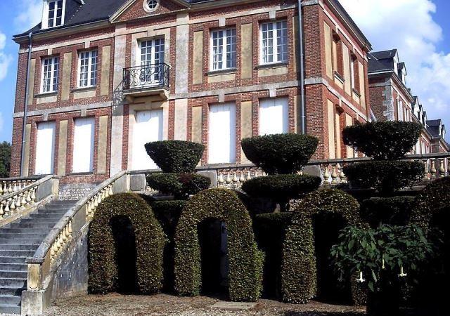 Limpiville (Seine Maritime) Château du Vaudroc
