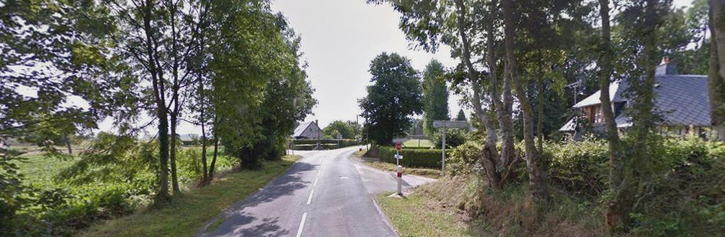 Limpiville (Seine Maritime) La Porte Verte