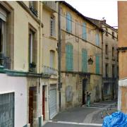Lodève, rue Fleury ou habitait Fulcran de 1893 à 1898