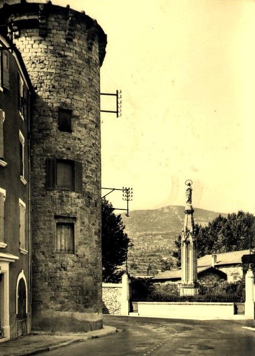 Lodève (Hérault) La tour du Portalet CPA