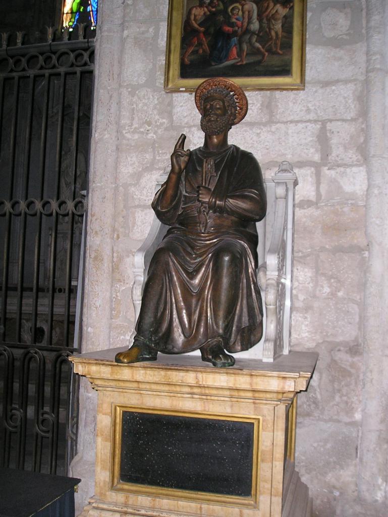 Lodève (Hérault) Saint Fulcrand