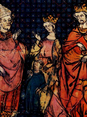 Louis IV enfant