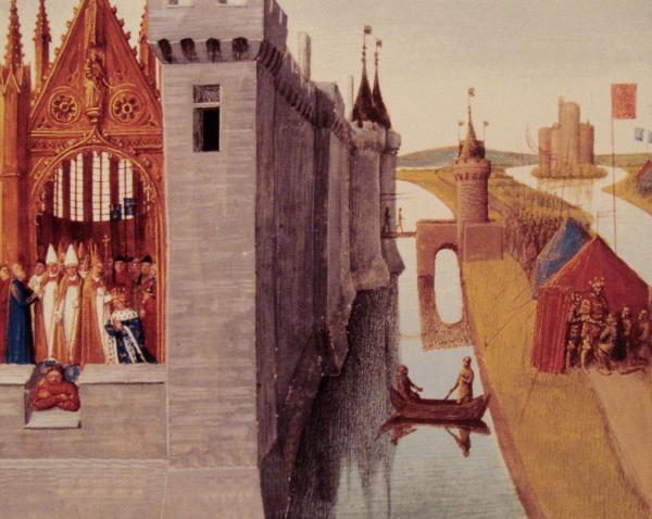 Louis VI, couronnement à Orléans