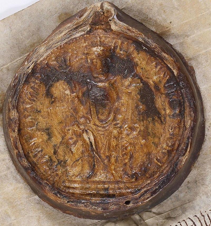 Louis VI, son sceau