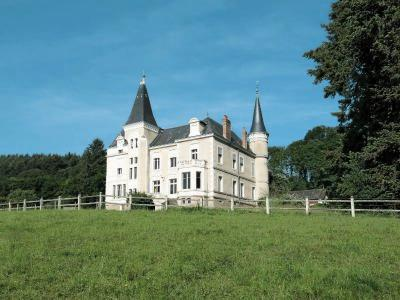 Luzy (Nièvre) Les Moindrots