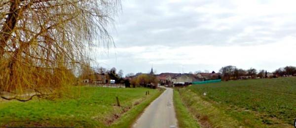 Luzy-Saint-Martin (Meuse) Vue générale