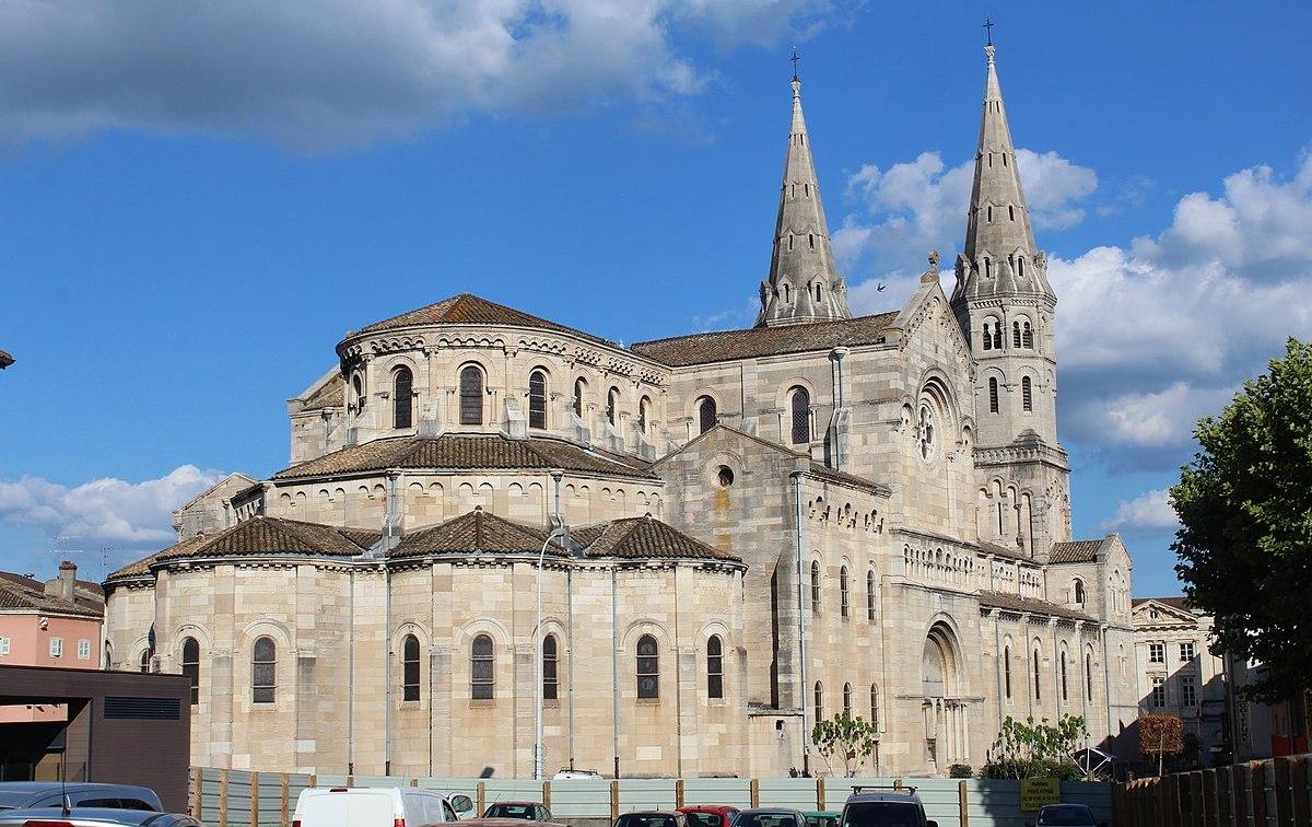 Mâcon (71) Eglise Saint-Pierre