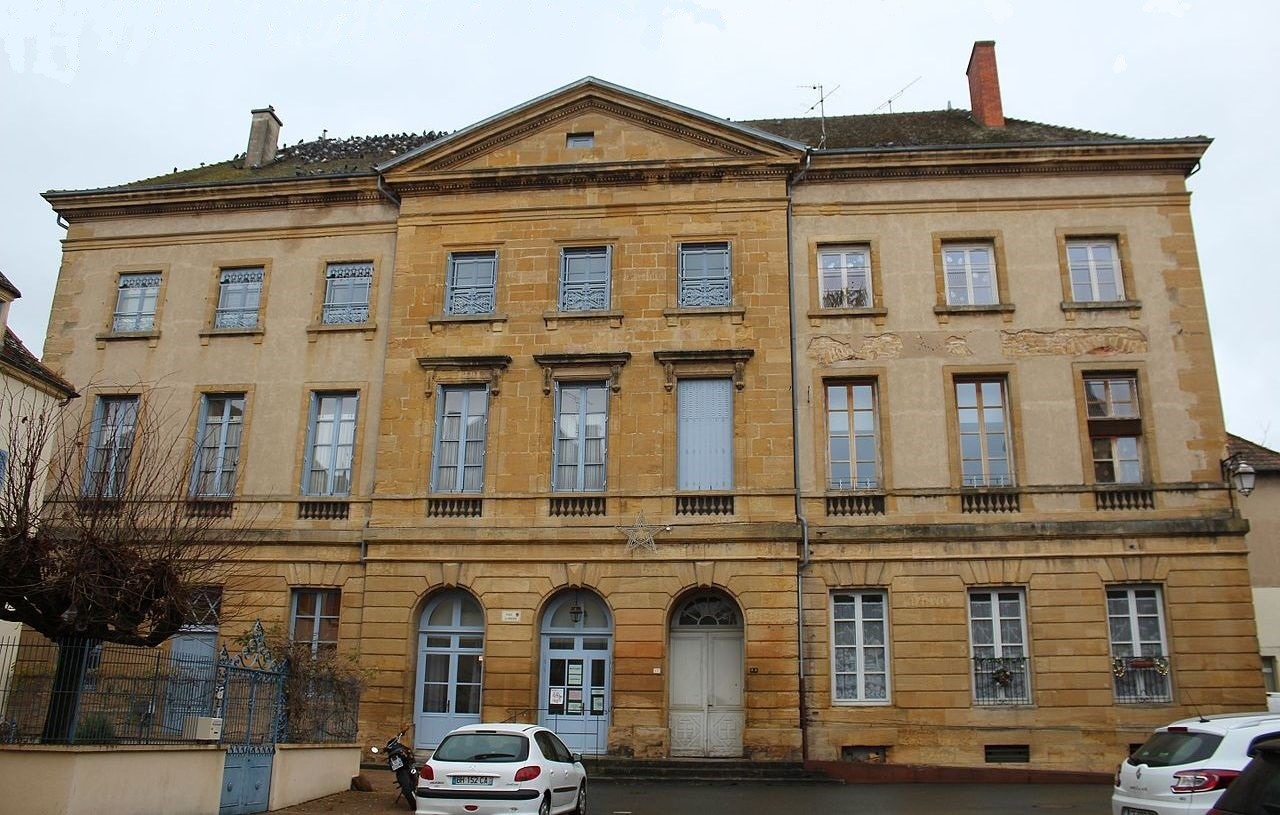 Marcigny (71) Hôtel particulier de la Prieure