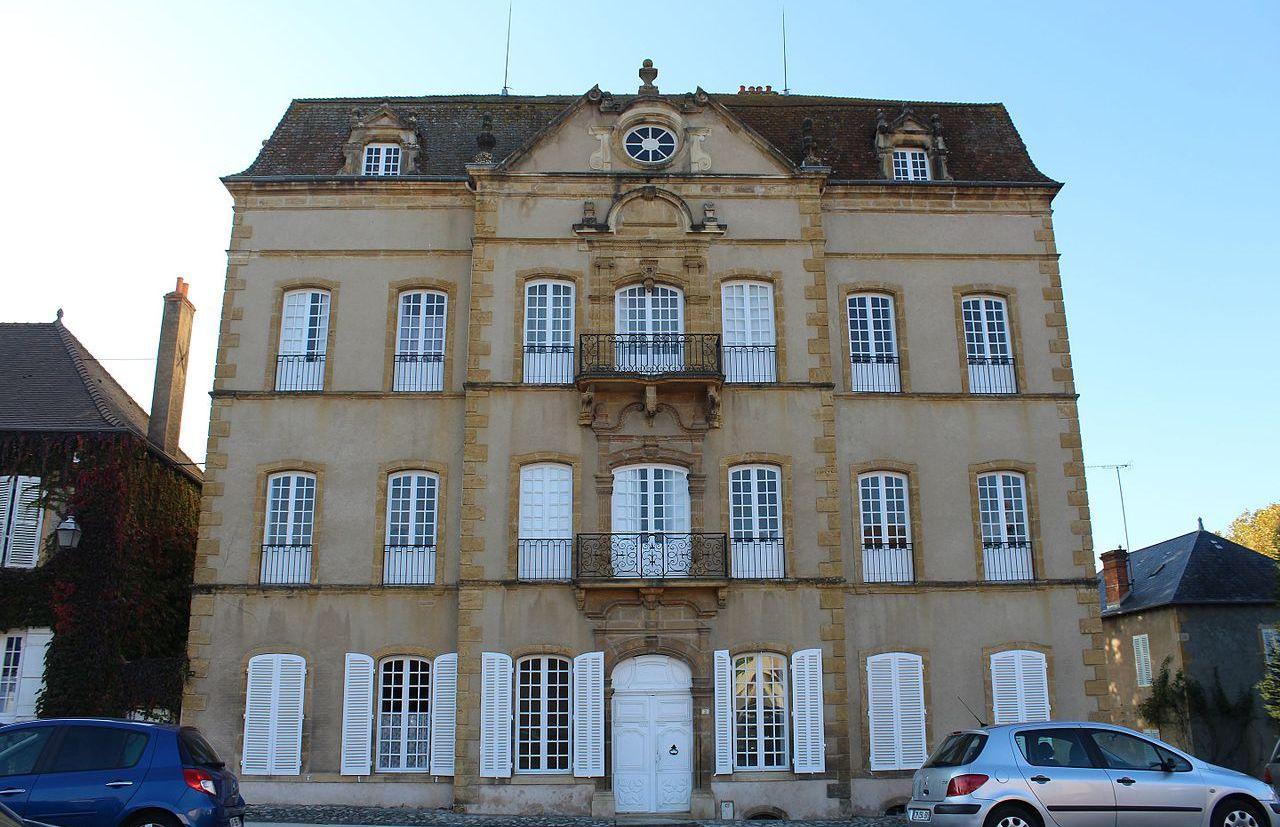 Marcigny (71) Maison Cudel de Montcolon