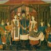 Mariage de Sigebert et Brunehaut