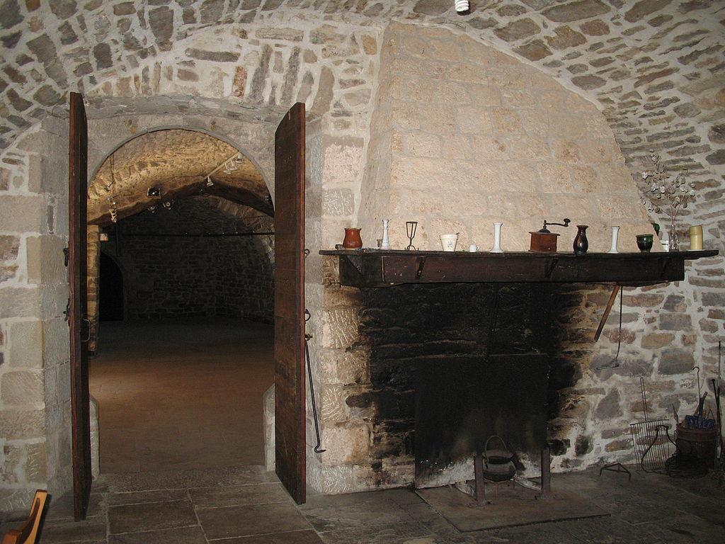 Marnhagues-et-Latour (Aveyron) Latour, cuisine