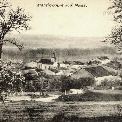 Martincourt-sur-Meuse (55)