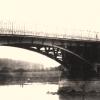 Martincourt-sur-Meuse (Meuse) Le pont avant 1940