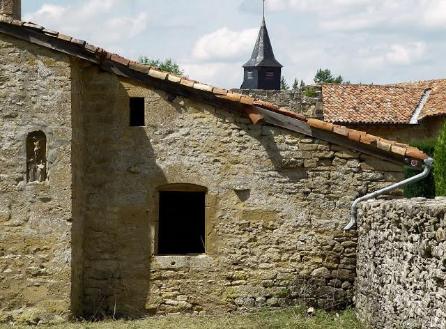 Marville (Meuse) La maison du gardien