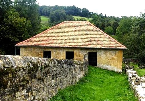 Marville (Meuse) Le lavoir de la Baurette