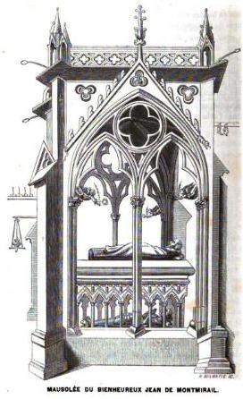 Mausolée Jean Ier de Montmirail