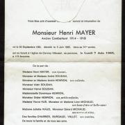Henri Jean Baptiste Mayer