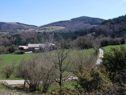Mélagues (Aveyron) Cayourtes