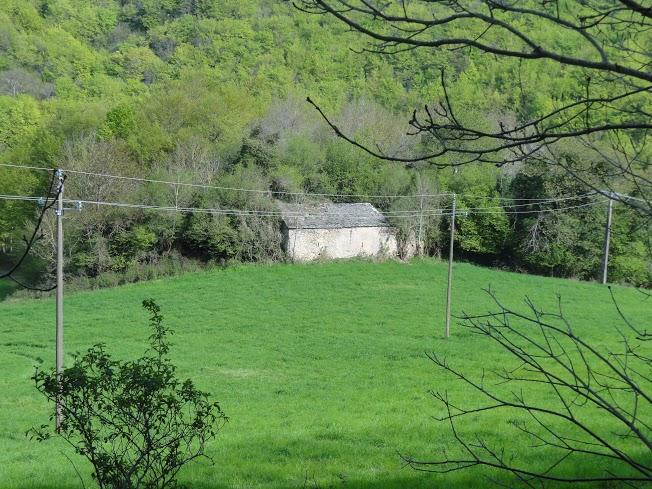 Mélagues (Aveyron) La Jasse Rivemale