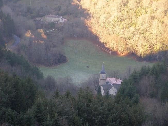 Mélagues (Aveyron) La Bonnellerie