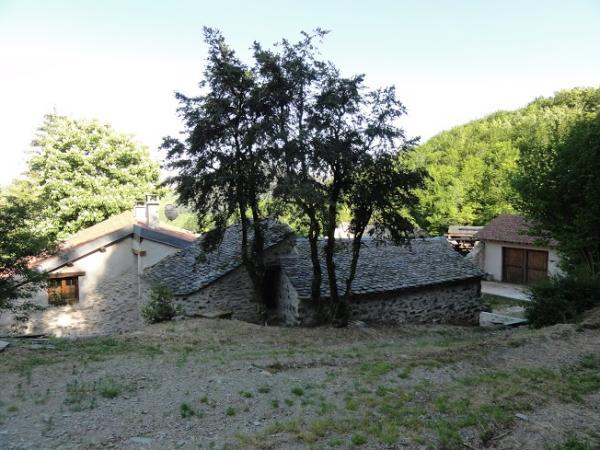 Mélagues (Aveyron) Le Berthalaïs