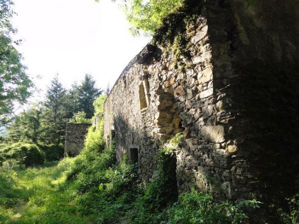 Mélagues (Aveyron) Le Layrac