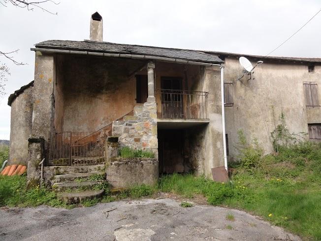 Mélagues (Aveyron) Le Méjanel