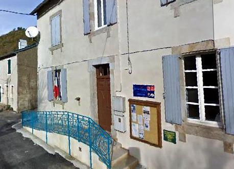 Mélagues (Aveyron) Mairie