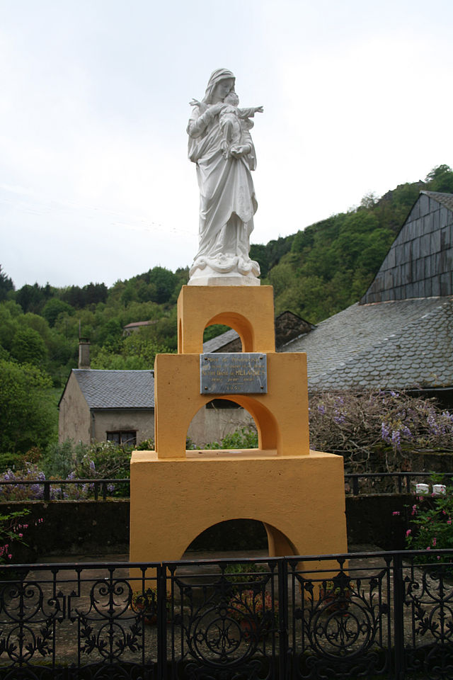 Melagues (Aveyron) Notre-Dame