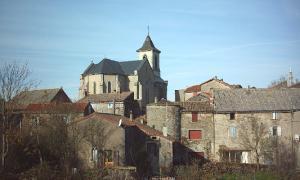 Montagnol (Aveyron) Eglise Saint Martin