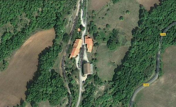Montagnol (Aveyron) Mas de Souquet