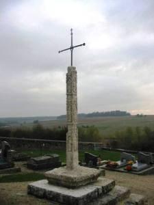Montfaucon (Aisne) Vieux calvaire