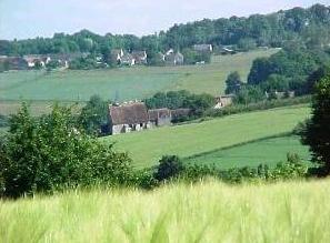 Montfaucon (Aisne) Vue générale