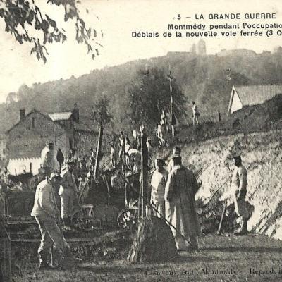 Les guerres 1870 et 1914-1918 à Montmédy