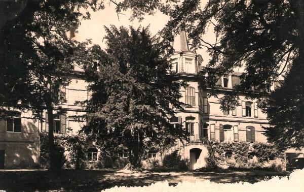 Montmédy (Meuse) L'ancien Hospice CPA