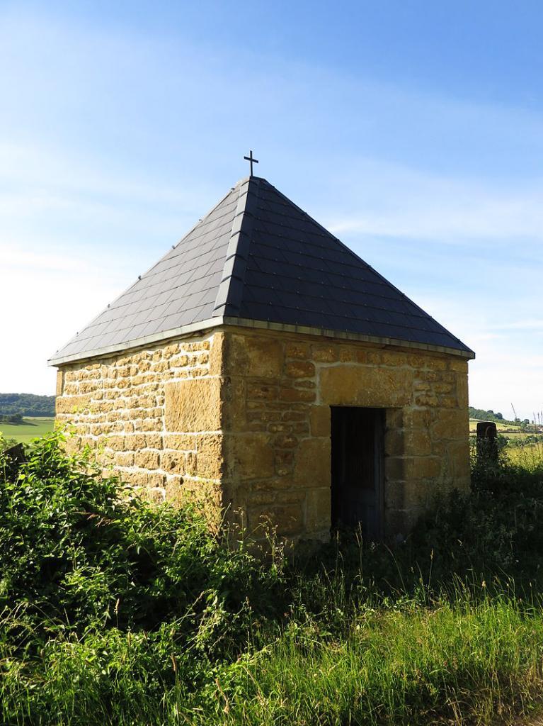 Montmédy (Meuse) La chapelle de la Croix