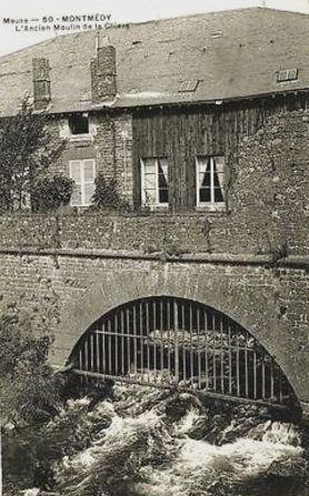 Montmédy (Meuse) Le moulin CPA
