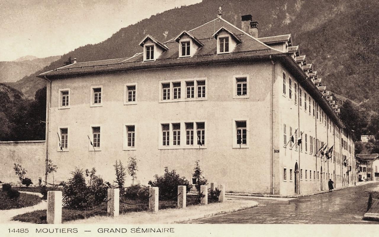 Moûtiers (Savoie) Le Grand Séminaire CPA