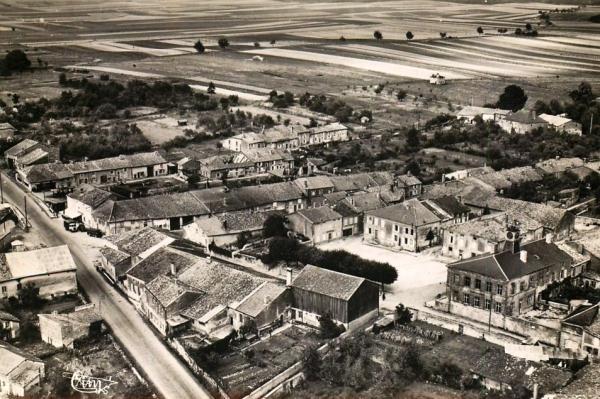 Mouzay (Meuse) Vue générale