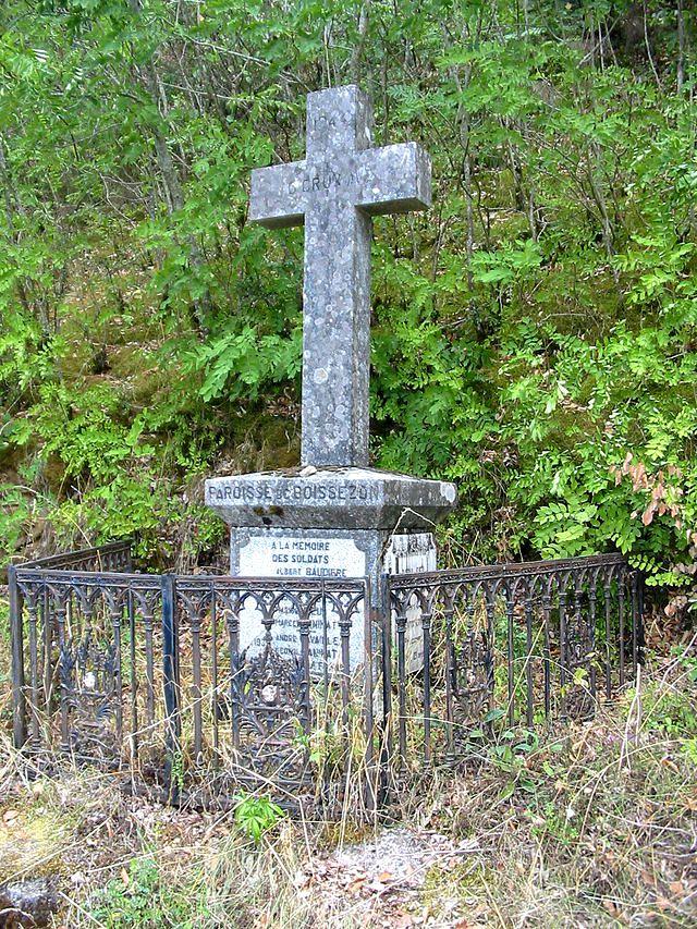Murat-sur-Vèbre (Tarn) Boissezon, monuments aux morts