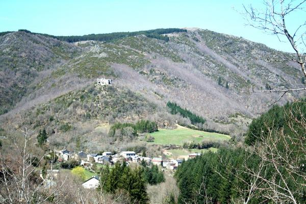 Murat-sur-Vèbre (Tarn) Canac