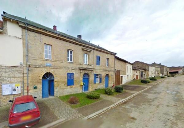 Nepvant (Meuse) La Mairie
