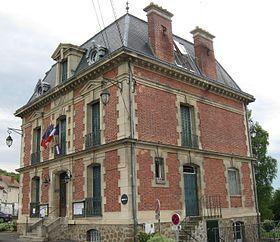 Nogent l'Artaud (Aisne) Mairie