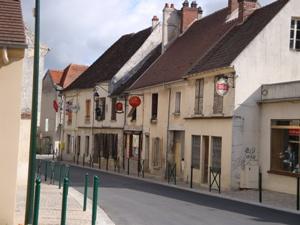 Nogent l'Artaud (Aisne) Rue principale