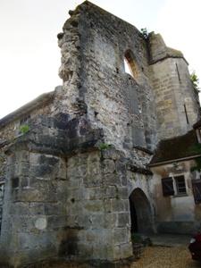 Nogent l'Artaud (Aisne) Abbaye royale Sainte Claire
