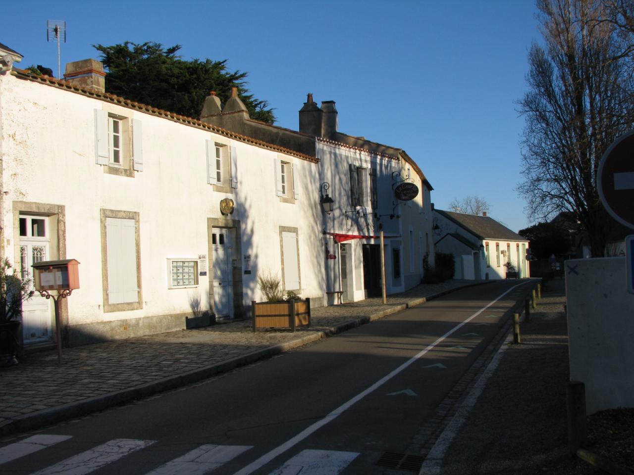 Noirmoutier-en-l'Ile (Vendée) En 2014